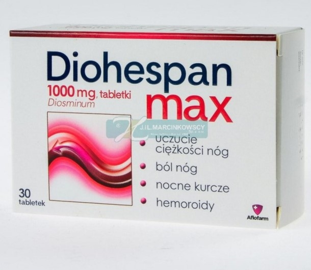 Diohespan Max opinie