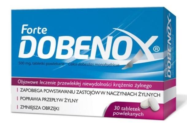 Tabletki Dobenox Forte opinie o leku po kuracji