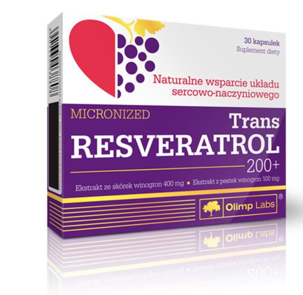 Resveratrol opinie