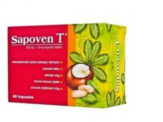 Sapoven T tabletki